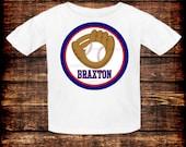 Baseball Shirt/Onesie