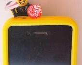 Nail Polish Cabochon Earphone Anti Dust Plugs for iPhone - Free Shipping