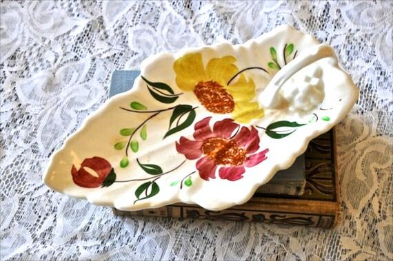 Vintage China Tray from Blue Ridge China