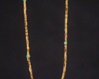 LIQUID GOLD NECKLACE