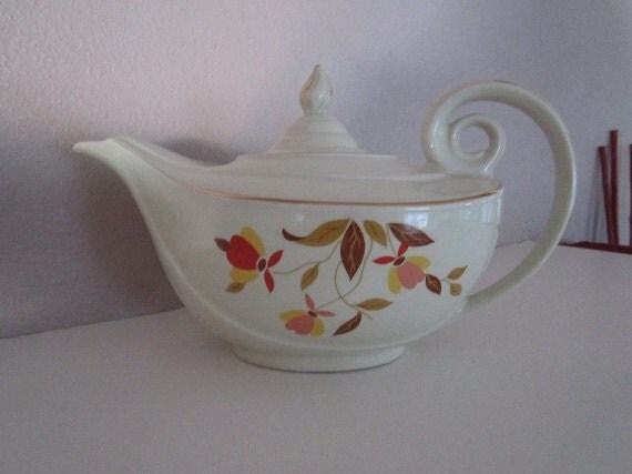 Teapot Aladdin S Lamp Hall S Superior By Halfpintvintagefinds