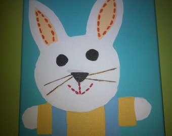 Children's Animal Paintings