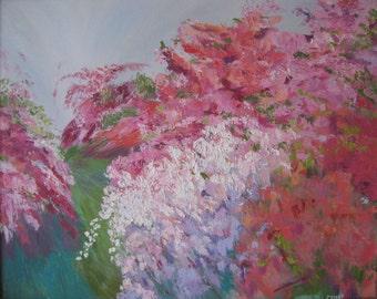 Original Impressionist Oil painting