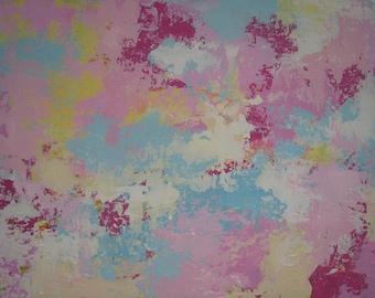 Tropic Graffiti Original Abstract painting
