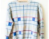 RESERVED FOR SARAH Gray Van Cort Sweater