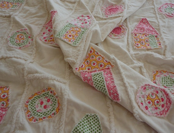 Rag Quilt Patchwork