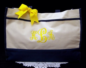 4 Personalized Tote Bags Bride Bridesmaids Wedding Party