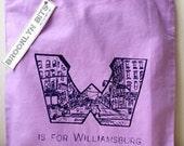 Brooklyn Tote Bag (Williamsburg)
