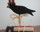 Firecracker Crow