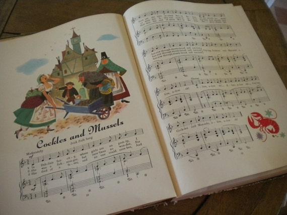 Fireside Book of Folk Songs By