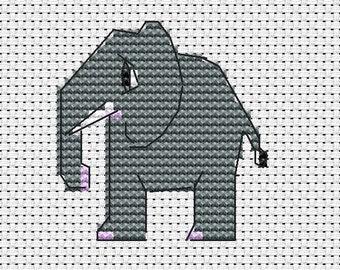 Cross Stitch kit -Elephant