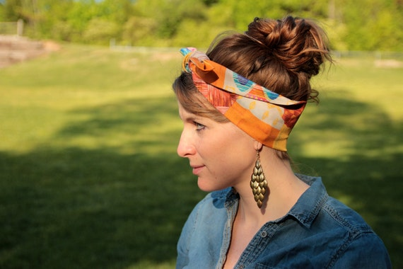 CLEARANCE Tribal Knot Headband
