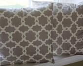18x18 Tarika Neutral Pillow Cover Set