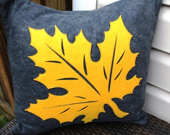 Fall From Greys Pillow Cover 18x18