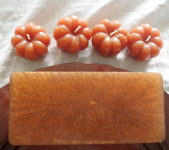 All Natural - Dark Patchouli Soap w/ Apricot Scrub & Hempseed Oil -50% OFF - FREE SHIPPING