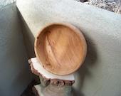 RESERVED FOR SUELarge Juniper Bowl - Serving Centerpiece Food Safe