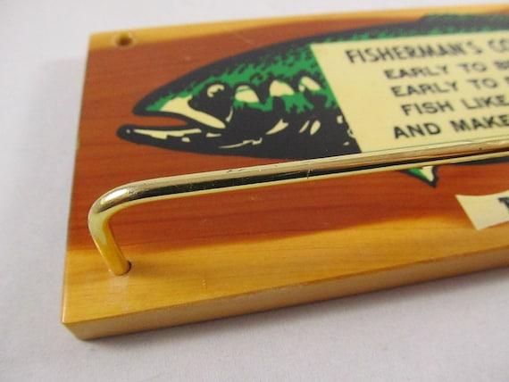 DV00125 - Vintage Fisherman's Code Tie Bar