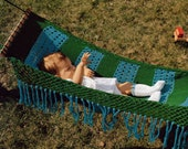 Crochet Baby Hammock Vintage Crocheting PDF PATTERN