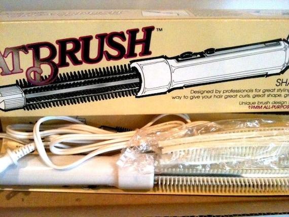 Vintage NIB Helen Curtis Curling Brush