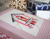 Tis the Season to be Jolly - Designer Christmas Cards (6 Pk)