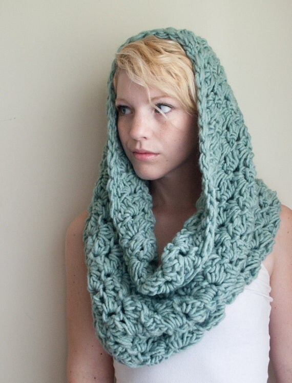 RESERVED for JOSEPHINE - Set of 5 custom cowls/neckwarmers