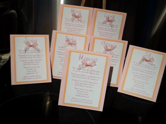 Will You Be My Bridesmaid Card, Bridesmaid Card, Maid of Honor, Groomsman, Best Man- Custom made and personalized