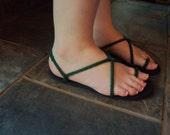 womens sandals, the Kayla sandal