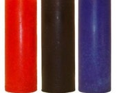 Set of 3 Wax Play Candles
