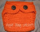 button close diaper cover