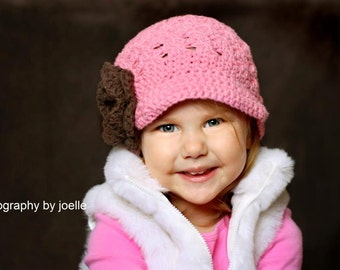 girls hat, little girls hat, crochet hat for girls, baby girl hat, kids hat
