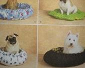 Simplicity 2297-- No Sew Dog Beds