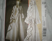McCalls 4997 Misses Renaissance dresses  sizes 14-16-18-20