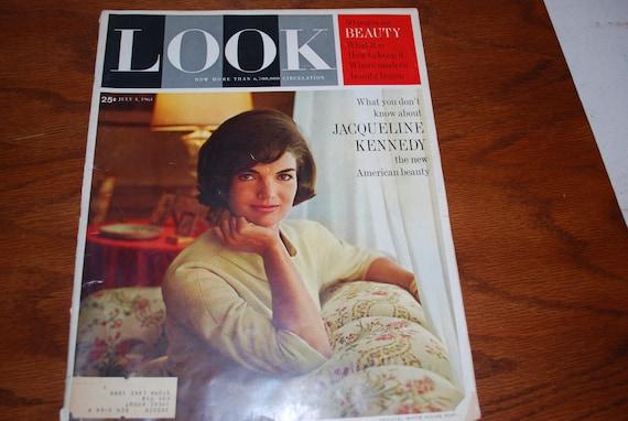 July 4, 1961 Look Magazine