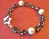 Bracelet - Floral Fantasy