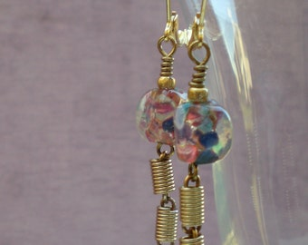 Earrings - Party Colors