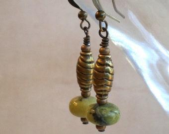 Earrings - Swizzle