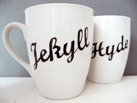 Coffee Cup - Jekyll and Hyde - Coffee Mug