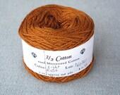 Light Rust 3/2 Mercerized Cotton