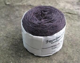 Mahogany 2/24 SuperLamb Wool Thread
