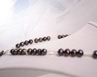 SALE 20% OFF Hazelnut Freshwater Pearl Pendant