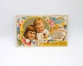 Victorian Trade Card - William's Root Beer Extract Advertisement