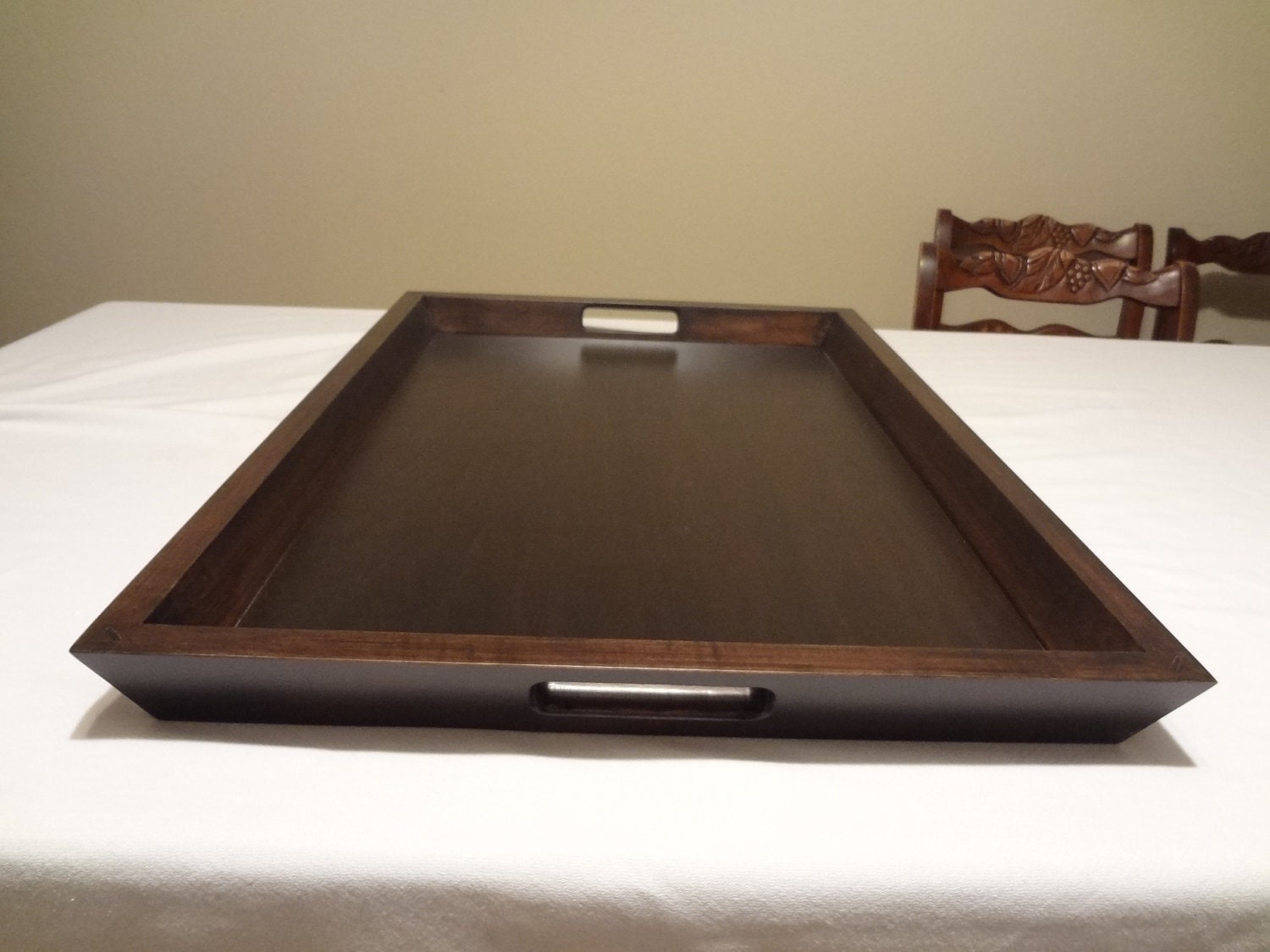 Custom Ottoman Serving Tray 19 X 27 Choose Your