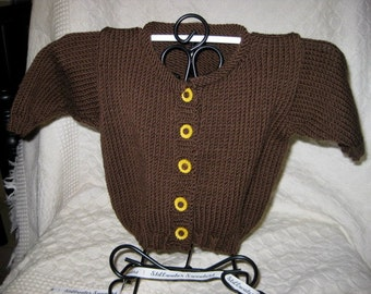 Baby Girls Clothing, Handknit sweater