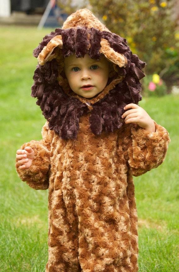 Lion Children's Costume
