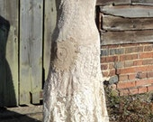Trophy Antique Lace Wedding Dress