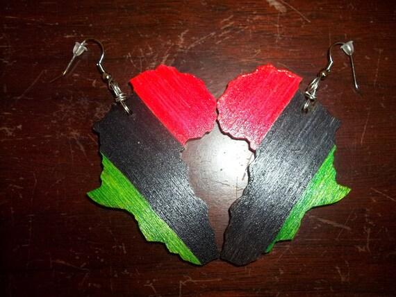 Mother Africa Earrings