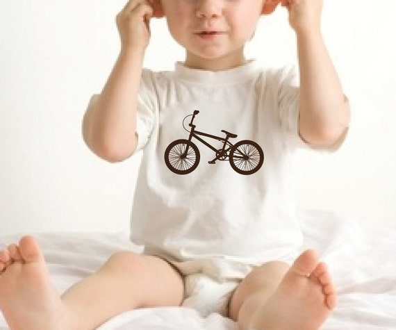 toddler Bicycle shirt