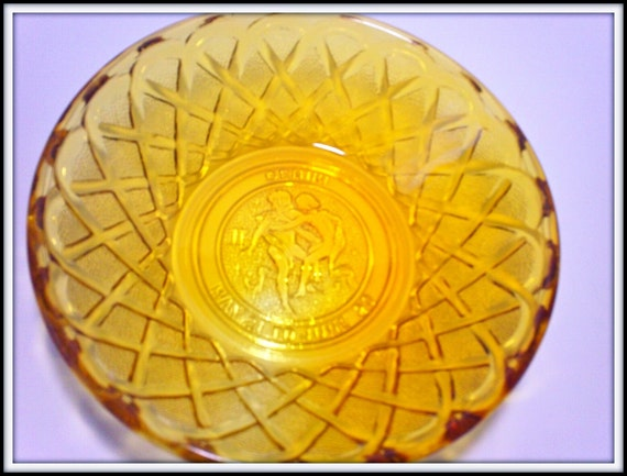 Amber, Astrology, Candy Dish