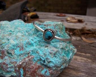 Turquoise / Silver Bracelet