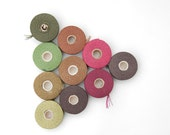 Reserved - 300 Yards Nylon Cord in multiple colors